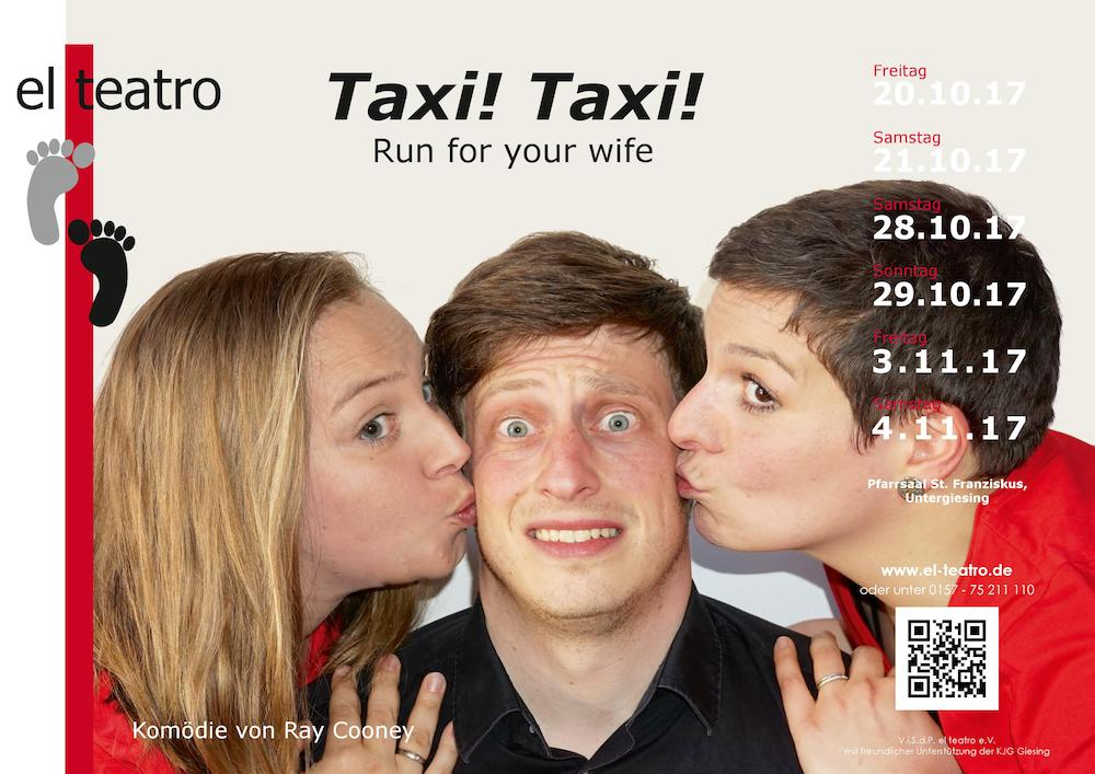 Taxi Taxi! - Run for your wife