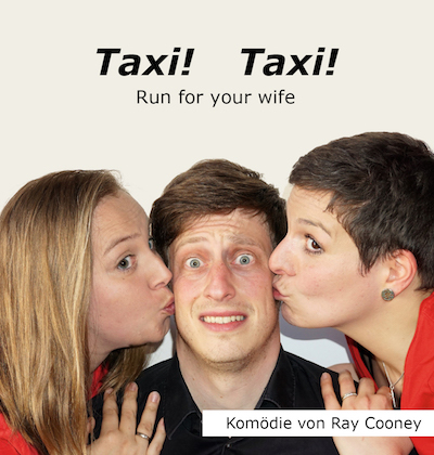 Taxi! Taxi! - Run for your wife